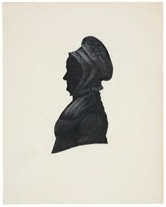 Portret van Sara Jacoba van Twist (1748-1820)