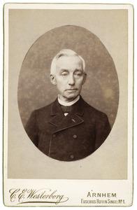 Portret van Cornelis Gerrit Bijleveld (1822-1902)