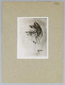 Portret van Marguérite Adolphine Helfrich