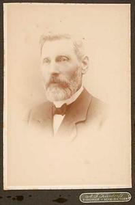 Portret van Louis Gustave Kierdorff (1846-1927)