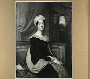 Portret van Berendina Schimmelpenninck (1771-1824), echtgenote van Christoffel Reinard Samuel toe Laer