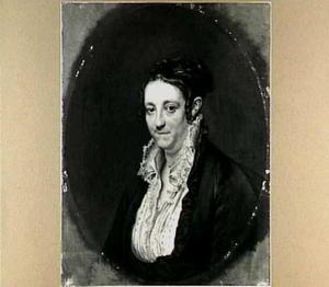 Portret van Jacoba Johanna Bakker-Poel (?-1814),