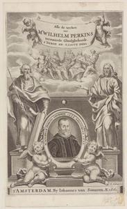 Portret van Wilhelm Perkins (1558-1602)