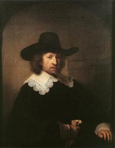 Portret van Nicolaes van Bambeeck (1596-1661)