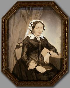 Portret van Emilia Maria Theresia van Kerckhoff (1804-1874)