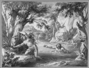 Alpheus en Arethusa (Metamorphosen 5:572-641)
