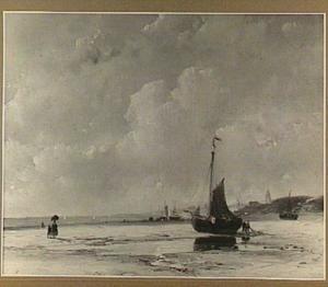 Het strand Scheveningen