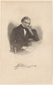 Portret van Hendrik Jan Schimmel (1823-1906)
