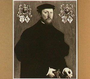 Portret van Watze van Cammingha ( -1576)