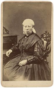 Portret van een vrouw, waarschijnlijk Sjoukje Rodenburg (1796-1863)