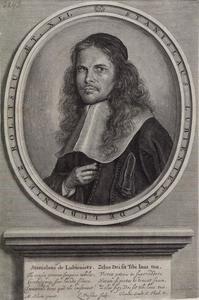 Portret van Stanisław Lubieniecki (1623-1675)