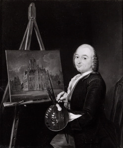 Portret van Jan ten Compe (1713-1761)