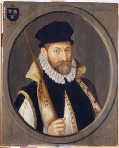 Portret van Christiaan van der Goes (....-1600)