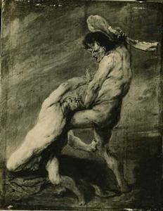 Simson doodt een Filistijn (Rechters 15: 15)
