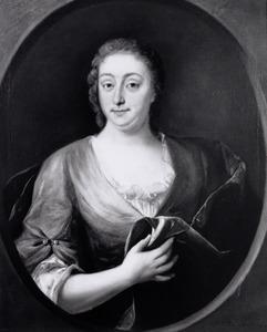 Portret van Catharina Ruiter (?-1774)