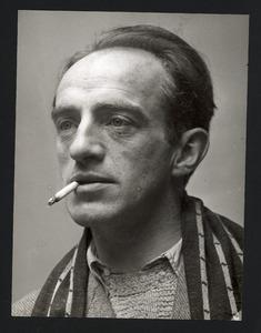Portret van Dick Elffers