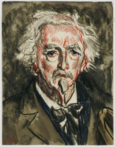 Portret van dr. F.M. Wibaut (1859-1936)