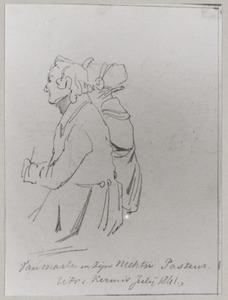 Portret van Cornelius van Marle (1783-1859)