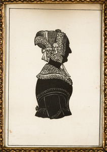 Portret van Elisabeth Catharina Maria Theben Tervile (1789-1851)