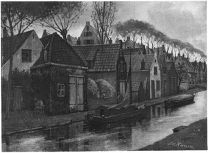 Voormalige omgeving van Amsterdam