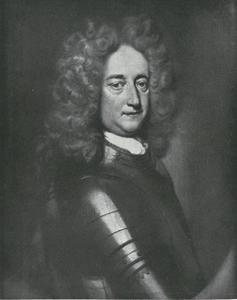 Portret van Ludwig Graf zu Solms