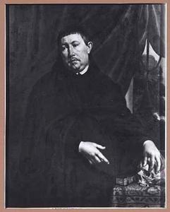 Portret van een onbekende broeder Alexiaan (?-?)