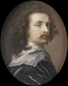 Portret van Anthony van Dyck (1599-1641)