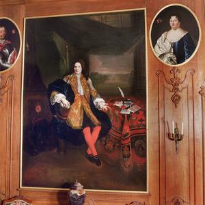 Portret van Maximilian Henri graaf van Renesse en Masny (1665-1716)
