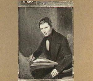 Portret van Hendrik Koelman, de vader van de schilder