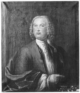 Portret van Jacobus Pennokius, op de leeftijd van 36 jaar
