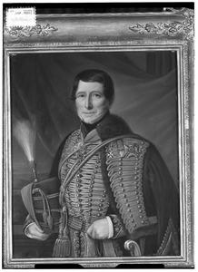 Portret van Willem Reinout van Tuyll van Serooskerken (1777-1864)