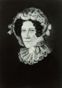 Portret van Julia Hofkes (1803-1864)
