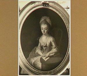 Portret van Anna Maria Boreel (1739-1781)