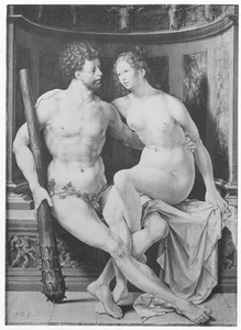Hercules en Deianira