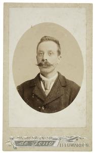 Portret van Mientje Tjepkema (1876-1947)