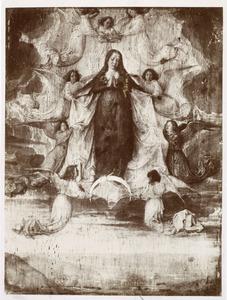 De tenhemelopneming van Maria