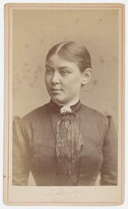Portret van Pieternella Cornelia Verpoorten (1862-1944)