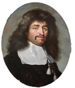 Portret van Christoffer Gabel (1617-1673)