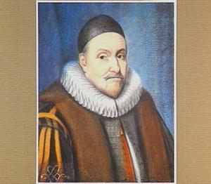 Portret van Willem I prins van Oranje (1533-1584)
