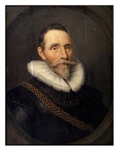 Portret van Cornelis Loncke (1545-1619)