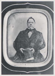 Portret van Bartholomeus van Pelt (1806-1858)