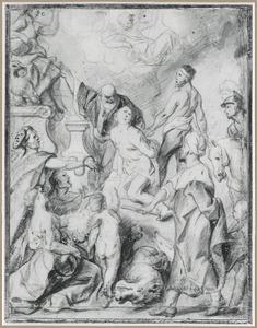 Marteling van H. Quirinus van Malmedy
