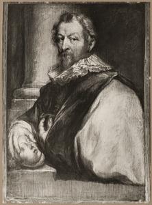 Portret van Hendrick van Balen I (1573-1632)