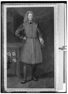 Portret van Pieter Hugen Reynersz alias Serooskerke ( -1492)