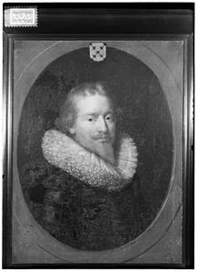 Portret van een man uit de famile Van Lonckhorst