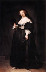 Portret van Oopjen Coppit (1611-1689)