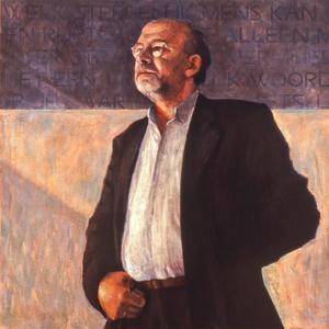 Portret van Hans Croiset (1935- )