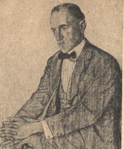Portret van Jan Hendrik Leopold (1865-1925)