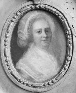 Portret van Catharina van der Stel (1768-1809)