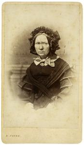 Portret van mogelijk Maria van Schouwenburg (1803-1872)